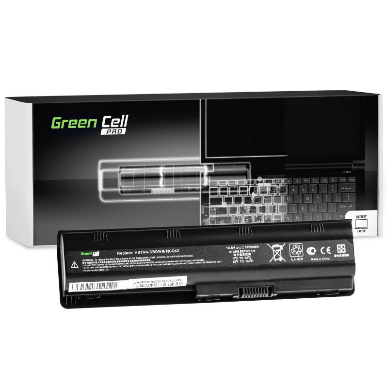 Green Cell PRO Bateria do HP 635 650 655 2000 Pavilion G6 G7 / 11,1V 5200mAh