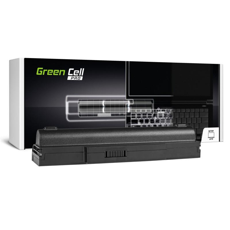 Green Cell PRO Bateria do Asus A32-K72 K72 K73 N71 N73 / 11,1V 7800mAh