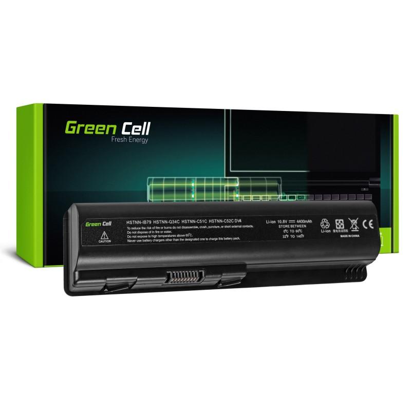 Green Cell Bateria do HP DV4 DV5 DV6 CQ60 CQ70 G50 G70 / 11,1V 4400mAh