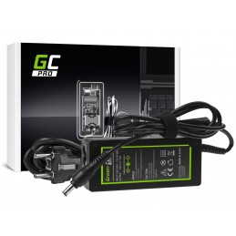 Green Cell PRO Ładowarka  Zasilacz do Samsung 60W / 19V 3.16A / 5.5mm-3.0mm