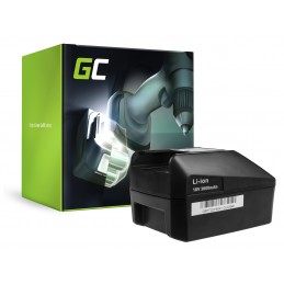 Bateria Akumulator Green Cell do FEIN ABOP AWBP 10 ABS AFMM AFSC ASB ASCD ASCM ASCT ASW 18