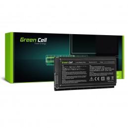 Green Cell Bateria do Asus F5N F5R F5V F5M F5RL X50 X50N X50RL / 11,1V 4400mAh