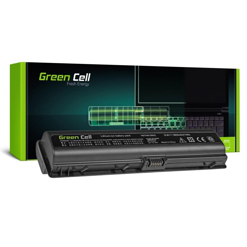 Green Cell Bateria do HP Pavilion DV2000 DV6000 DV6500 DV6700 / 11,1V 6600mAh