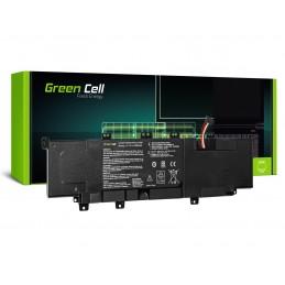 Green Cell Bateria do Asus VivoBook S300 S300C S400 S400C X402 X402C / 11,1V 4000mAh