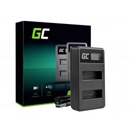 Ładowarka AHBBP-401 Green Cell ® do GoPro AHDBT-401, HD Hero4