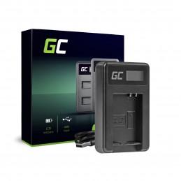 Ładowarka CB-2LCE Green Cell ® do Canon NB-10L PowerShot G15, G16, G1X, G3X, SX40 HS, SX40HS, SX50 HS, SX60 HS