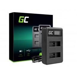 Ładowarka AHBBP-501 Green Cell ® do GoPro AHDBT-501, HD Hero5, HD Hero6