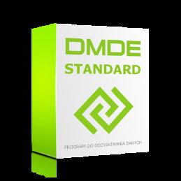 DMDE Standard - program do odzyskiwania danych