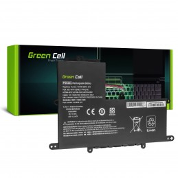 Bateria Green Cell PO02XL do HP Stream 11 Pro G2 G3 G4 G5, HP Stream 11-R020NW 11-R021NW 11-Y000NW 11-Y002NW